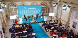 Mesa redonda Movistar+ - FICAL