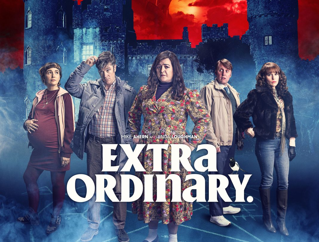 Preestreno de Extra Ordinary Fical