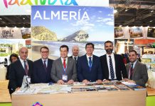World Travel Market de Londres - Diputación Almería